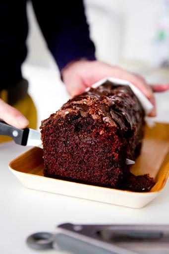 Yellow Tucan Coffee shop Chocolate cake