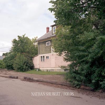 Folds: the new full-length solo album from Nathan Shubert
