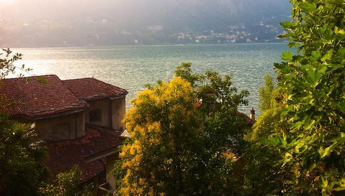 Blevio, Lago di Como di thomas896