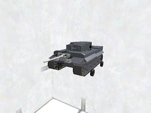 Tiger I ディティールちょいアップ版武器あり