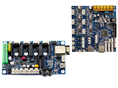 Controller Boards by Network Connectivity