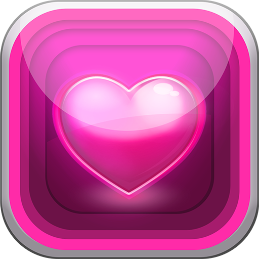 Pink Hearts Live Wallpapers HD
