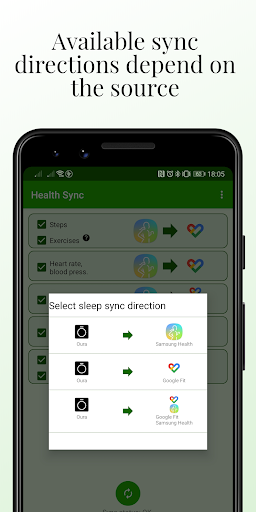 Health Sync 6.6.3 screenshots 4