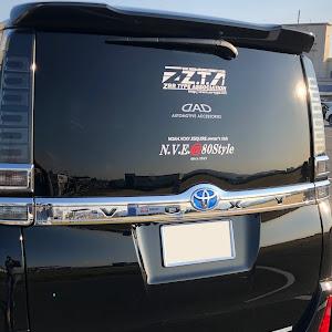 ヴォクシー ZRR80W ZSのカスタム事例画像 ゆーたさんの2019年12月16日22:44の投稿