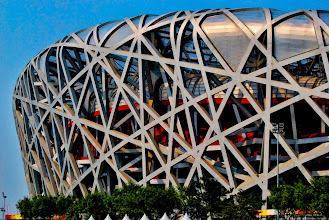Photo: Bird's Nest  Beijing, China