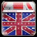 UK Flag Keyboard Themes icon