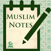 Muslim Notes