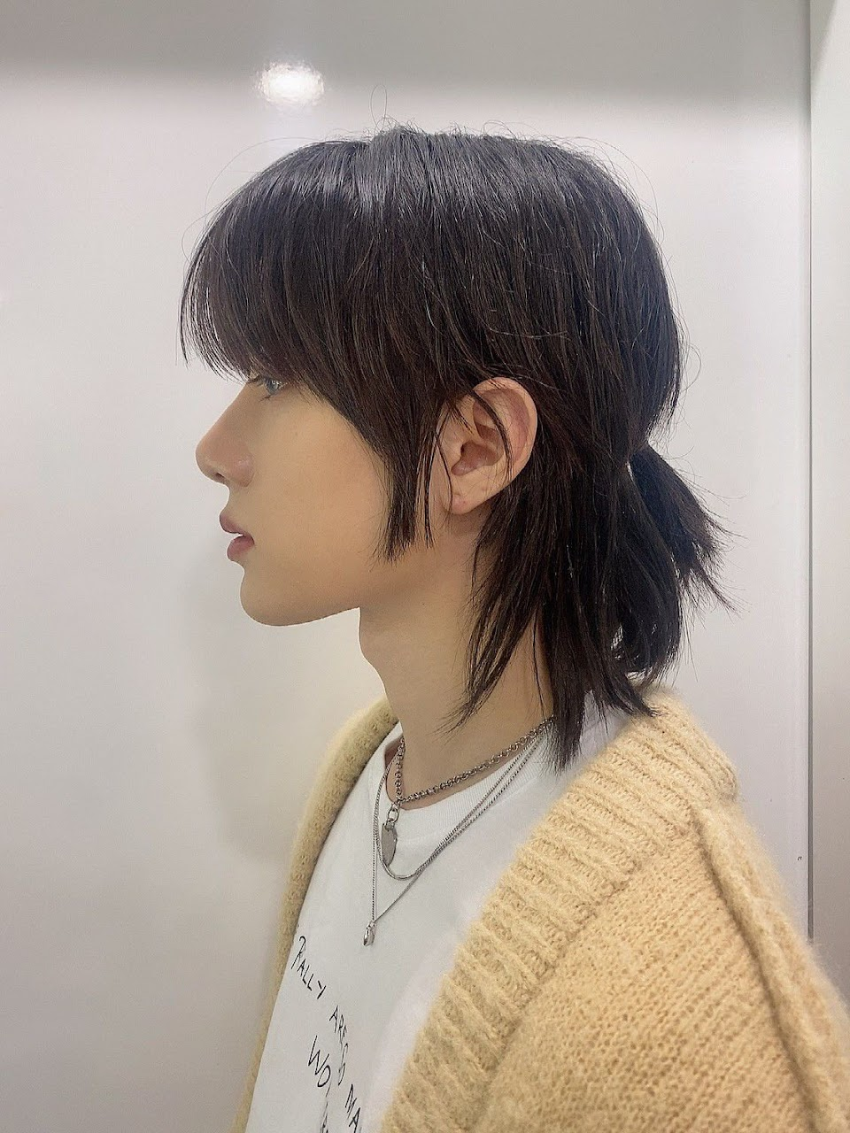 txt beomgyu long hair @TXT_members