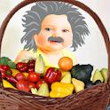 Kids Genius - Fruits & Veg icon