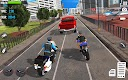 screenshot of Crime Police Bike Chase - Moto City Rider 2019