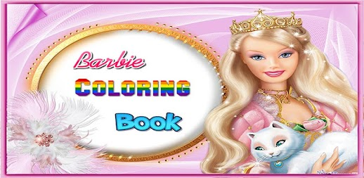 Coloring Book For Barbie APK