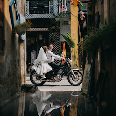 Wedding photographer Tin Trinh (tintrinhteam). Photo of 28.09.2018