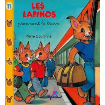 Les Lapinos, sélection jeunesse de Pauline de Montesson