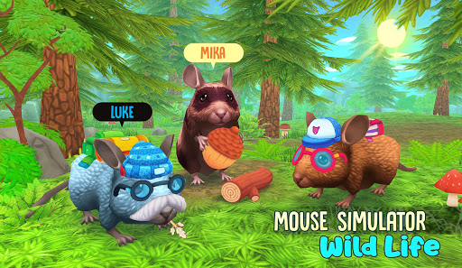 Mouse Simulator - Wild Life Sim  screenshots 1