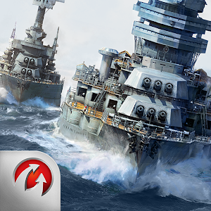 World of Warships Blitz: Multiplayer Navy War Game 1.9.0 APK MOD