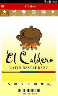 El Caldero Latin Restaurant - náhled