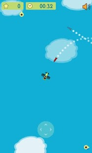Plane X Missiles - náhled