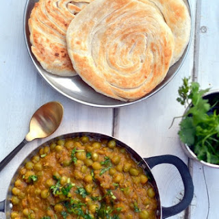 Green Peas Curry Indian Recipes