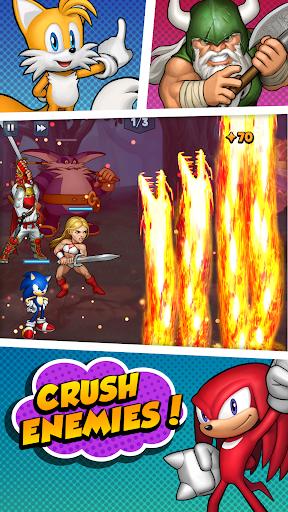 SEGA Heroes: Match-3 RPG Quest 55.166039 androidappsheaven.com 1