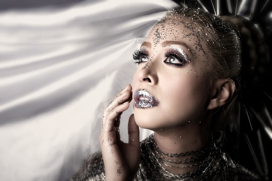 Silver Ice by Jon de Guzman Jr - People Fashion