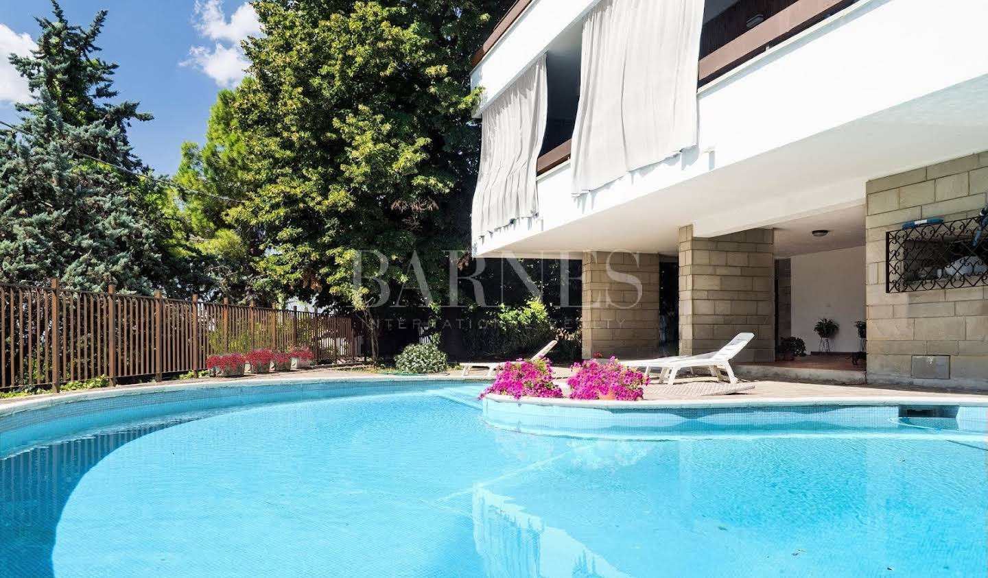 Villa with pool and terrace Trieste