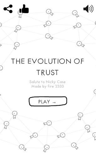 The Evolution of Trust u2502u4fe1u4efbu7684u8fdbu5316 1.1.7 screenshots 1