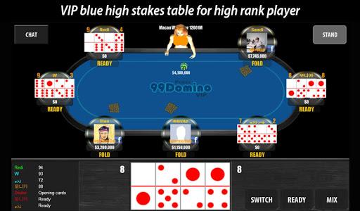 99 Domino Poker v1.3.3 screenshots 16