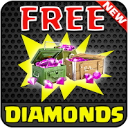 Cheats Boom Beach for Free Diamonds prank ! APK icon