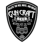 Logo for Gun Craft Beer