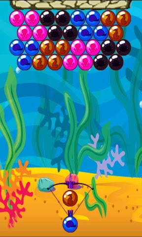 android Bubble Popper Deluxe Screenshot 0