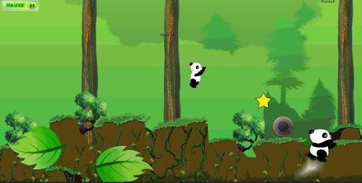 Panda Adventure Run Free