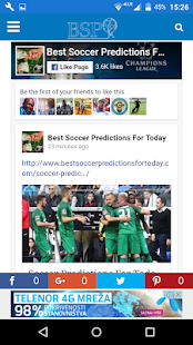 Best Soccer Predictions For Today - náhled