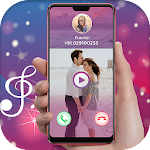 Video Ringtone for Incoming Call - Video Caller ID 2.0