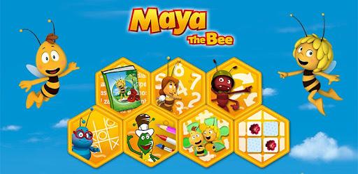 Maya The Bee Play And Learn Google Playde Uygulamalar