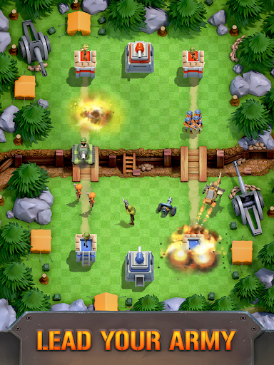 War Heroes: Multiplayer Battle for Free screenshot 7