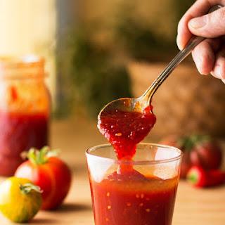 Tomato Red Chile Jam
