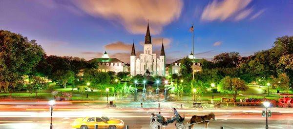 Nova Orleães - Luisiana