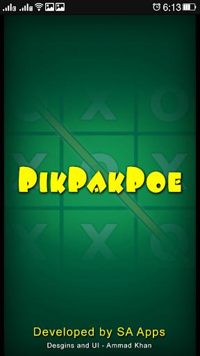 PikPakPoe