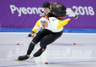 Mathias Vosté zorgt voor nieuw nationaal record