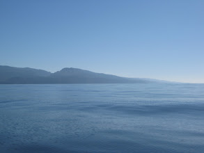 Photo: In the Strait of Juan da Fuca