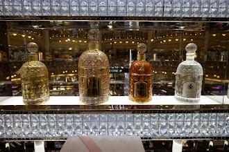 Photo: Guerlain vintage bottles (1840)