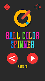 Ball Color Spinner - náhled
