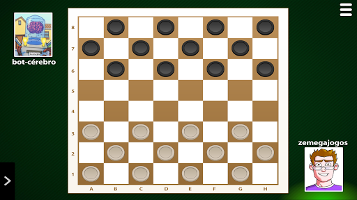 Checkers Online: Classic board game apktram screenshots 4