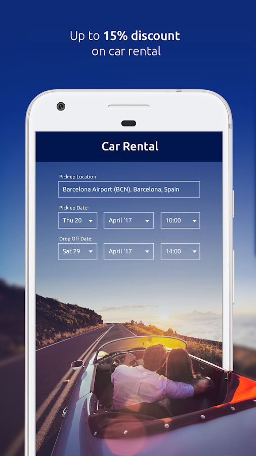eSky - Flights, Hotels, Rent a car, Flight deals- screenshot