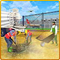 City Builder: Airport Building icon
