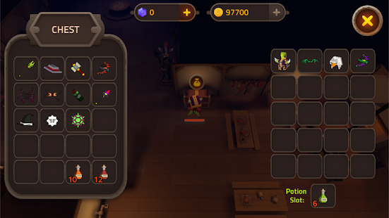 King of Raids: Magic Dungeons- screenshot thumbnail