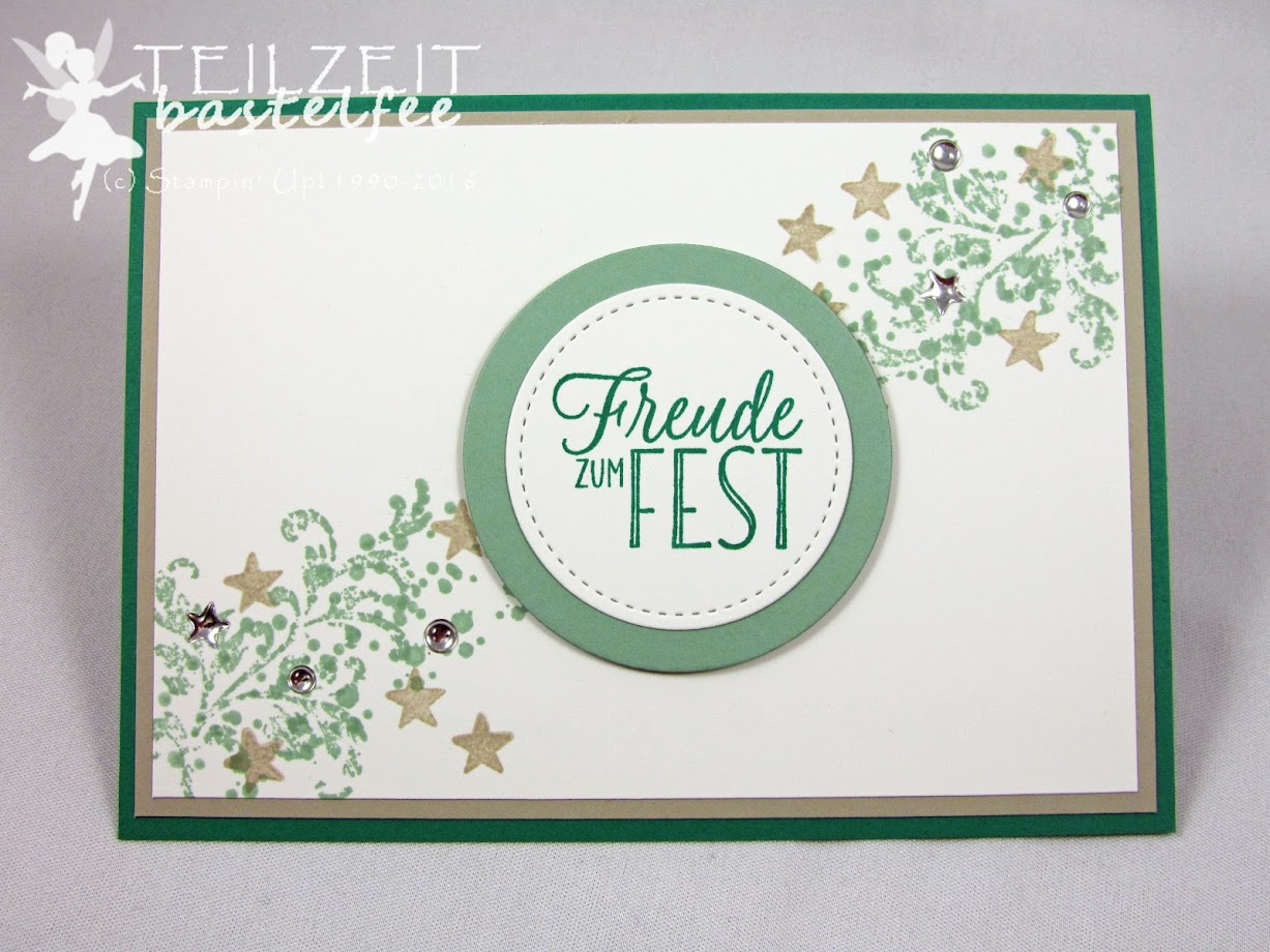 Stampin' Up! – Weihnachten, Christmas, Tin of Tags, Drauf und Dran, Timeless Textures