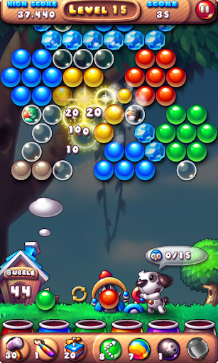 Bubble Bird Rescue modavailable screenshots 4