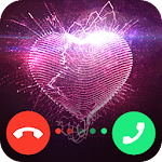 Color Call - Call Screen, LED Flash & Ringtones Icon
