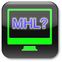 Checker for MHL (HDMI) icon